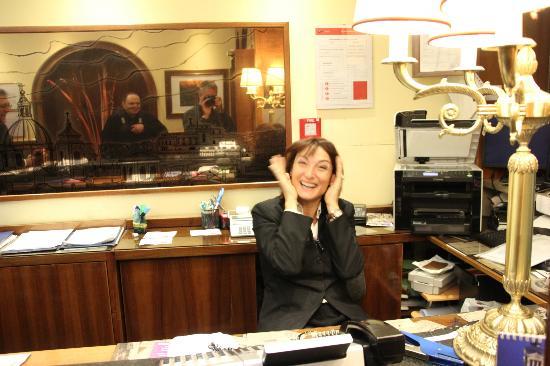 Hotel Regno: staff