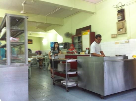 Md. Salleh Restoran : certainly will light up your morning appetite