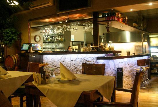 Taverna Olympos: View 1