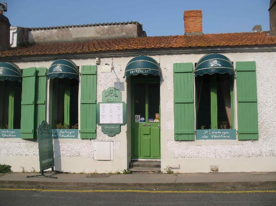 Restaurant L Auberge Du Chateau Noirmoutier