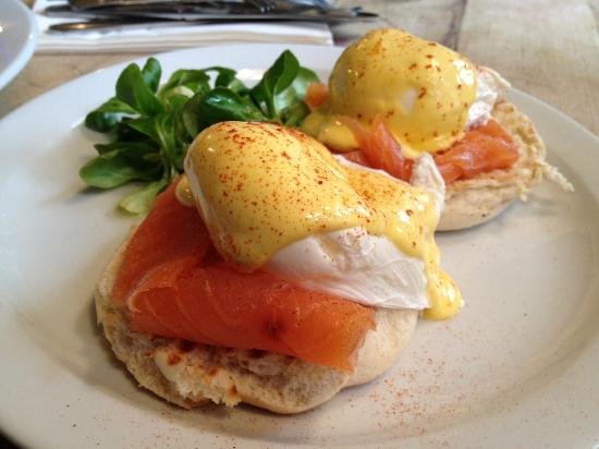 egg royale picture of the breakfast club london tripadvisor. Black Bedroom Furniture Sets. Home Design Ideas