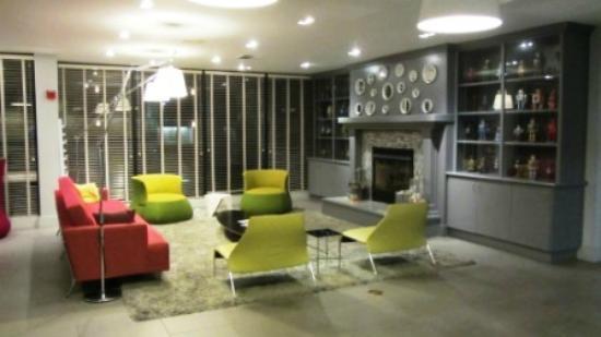 Avatar Hotel, a Joie de Vivre hotel: Cool lobby