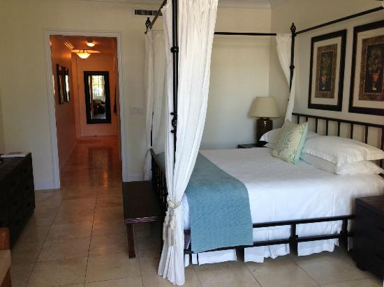 Seven Stars Resort & Spa: ocean view jr suite