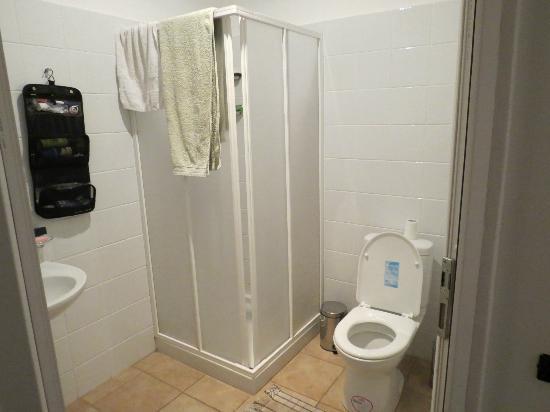 Villa Ayghedzor: bathroom