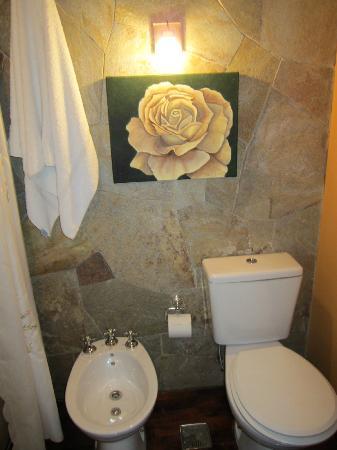 Sissi Haz Hotel Boutique: Baño
