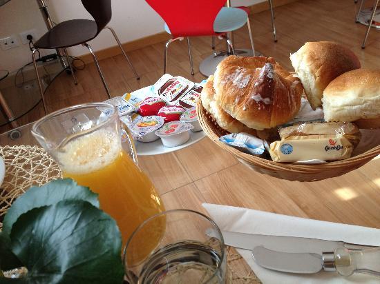 Bon Ton Suite: Café da manhã