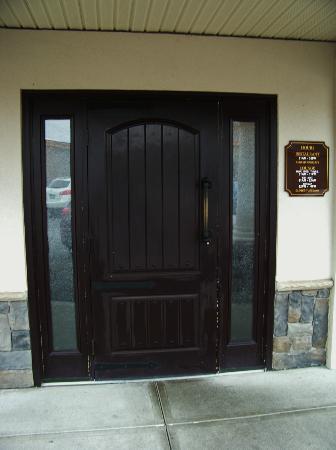 Sam's Steak and Seafood: Entrance