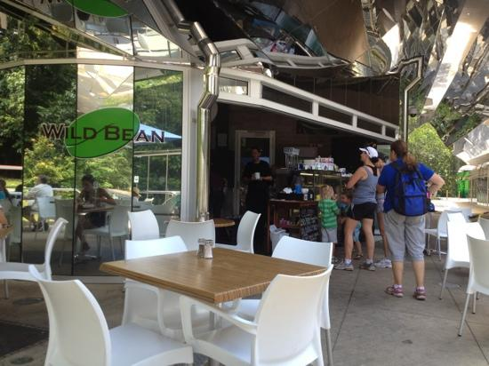 Wild Bean Cafe: disappointing