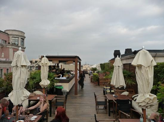 Hotel 1898: Rooftop