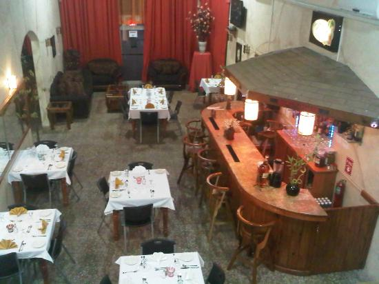 Dream Castle Restaurant & Lounge : Free WIFI