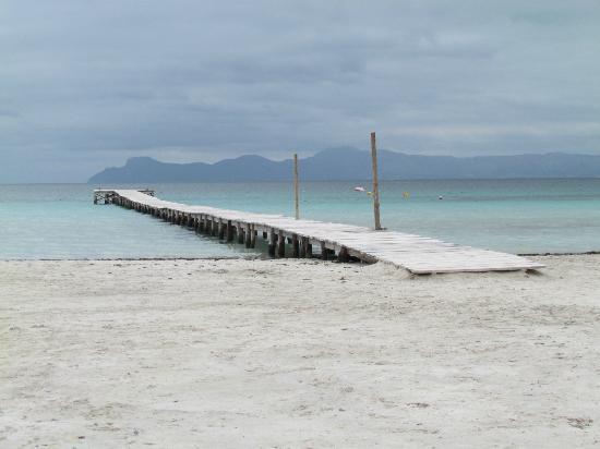 Playa de Aucanada: Praia de sonho
