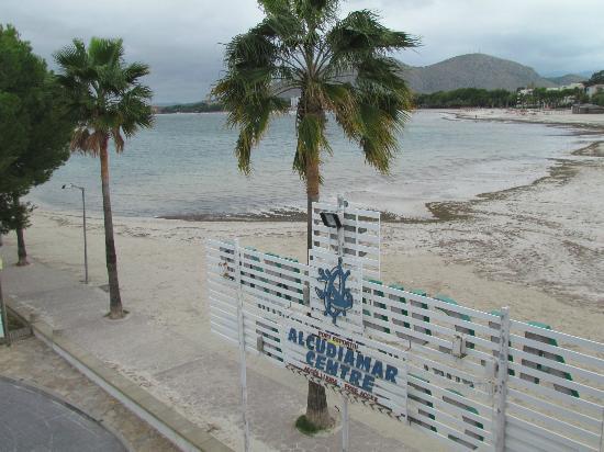 Playa de Aucanada : Paradisíaca