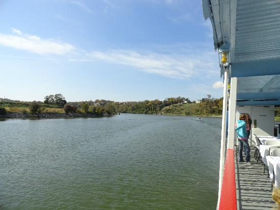 Marriott Knoxville: Star of Knoxville Riverboat Cruise