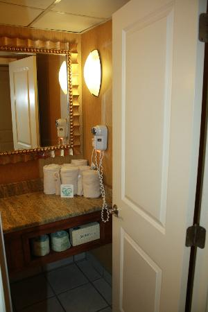 The Caravelle Resort: Bathroom