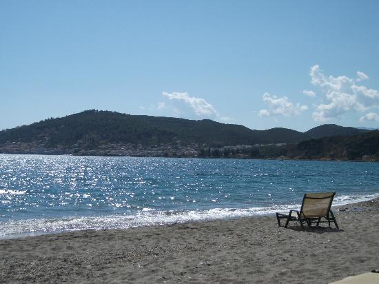 Selinitsa Beach, at hotel