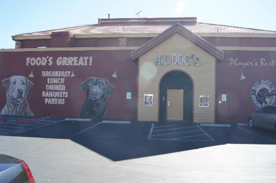 Big dogs cafe & casino palm springs trump 29 casino