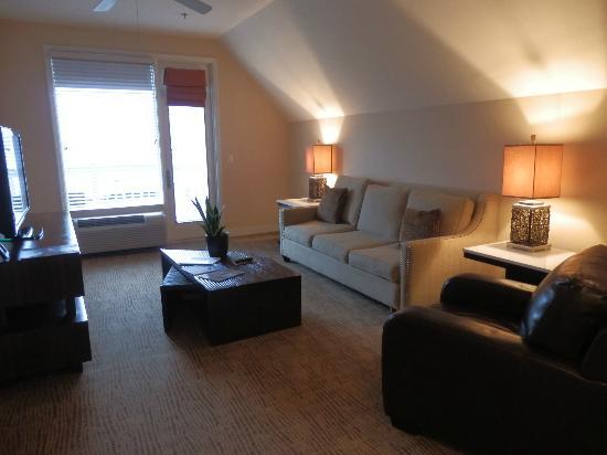 living room in suite - Picture of Margaritaville Key West Resort ...