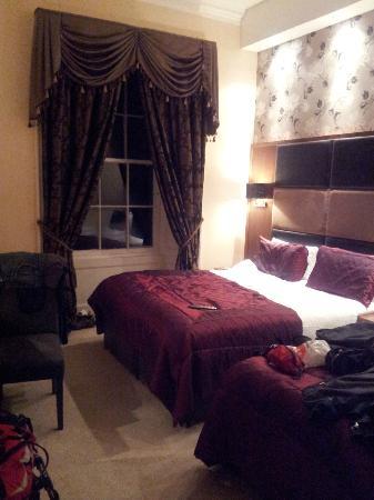 Culane House Hotel: Nuestra habitación