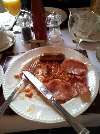 Culane House Hotel: Desayuno!!!