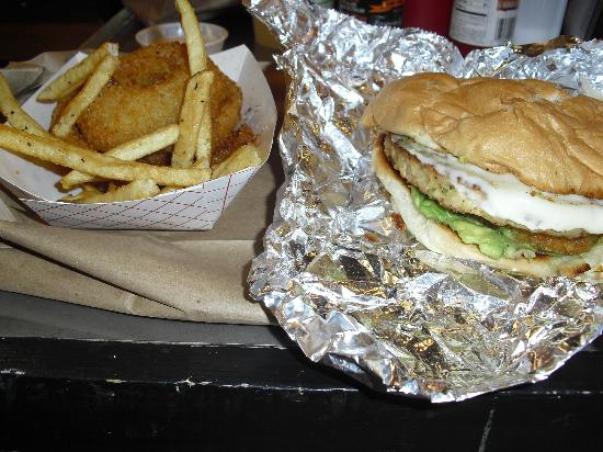 Photo of American Restaurant Only Burger at 3710 Shannon Rd, Durham, NC 27707, United States