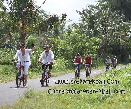 Arekarek Bali Cycling: arek-arek bali cycling