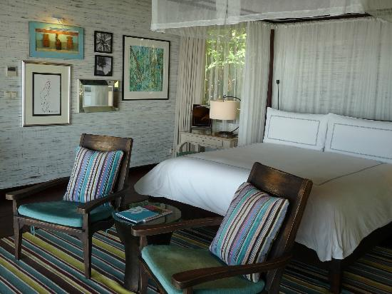 Four Seasons Resort Seychelles: Our room