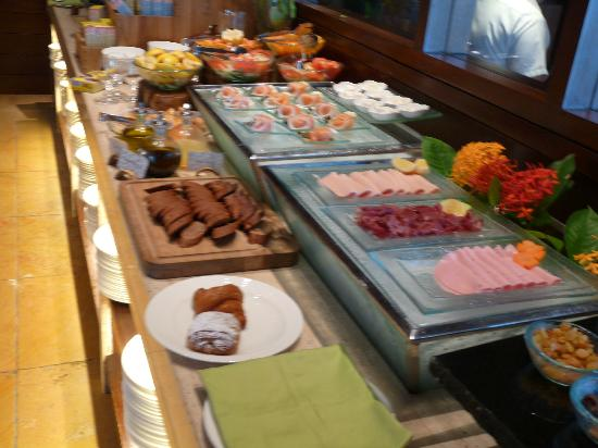 Four Seasons Resort Seychelles: Breakfast