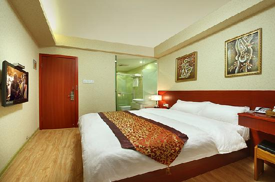 Hanbi Chain Hotel Kaiyuan Road: Standard double room
