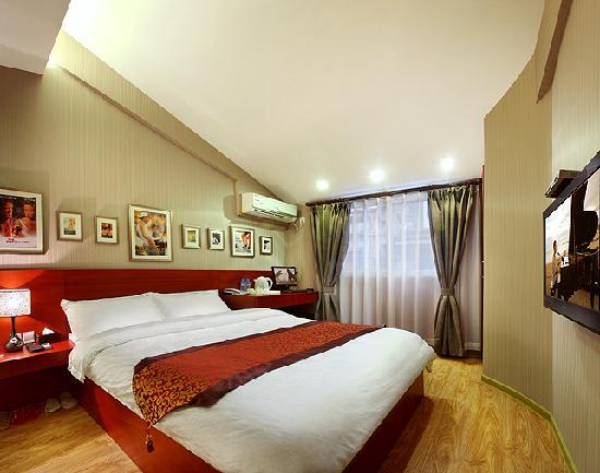 Hanbi Chain Hotel Kaiyuan Road: Computer room