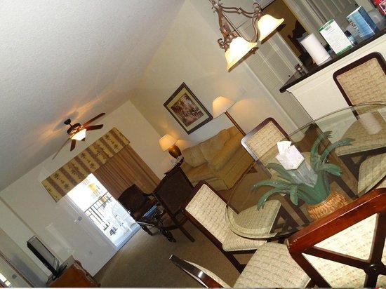 Lake Buena Vista Resort Village & Spa: From front door