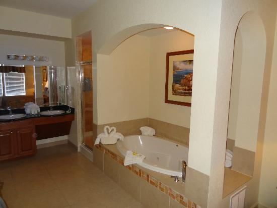 Lake Buena Vista Resort Village & Spa: Ensuite