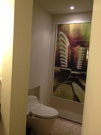 Sensa Hotel: junior suite