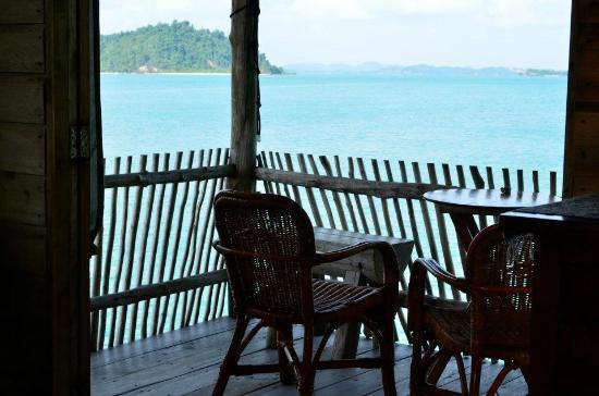 Telunas Resorts - Telunas Beach Resort: View from room