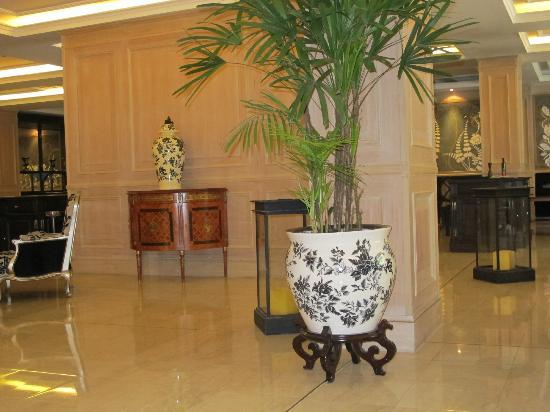 Restaurant Diplomatic Hotel: La Bourgogne