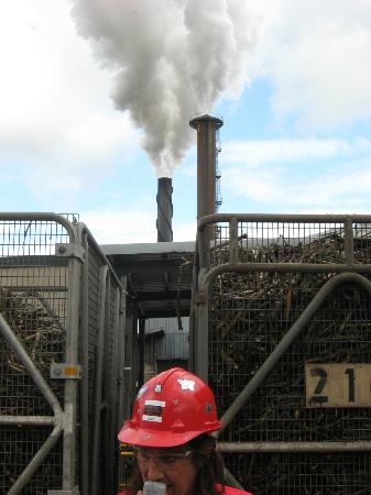 Sugar Mill Tours Tully