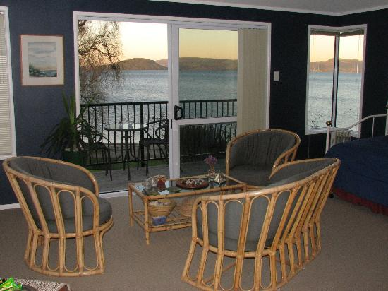 Shula's Lake House: Panorama Suite View