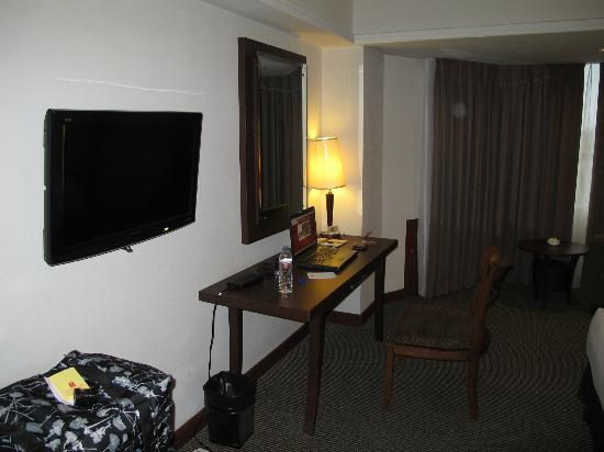 Hotel Pangeran : room