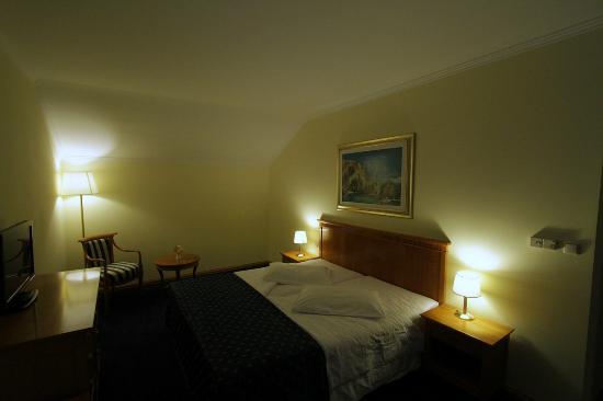 Hotel Laurentum: Bedroom (suite)