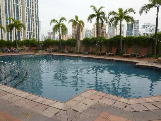Swimming Pool Picture Of Grand Copthorne Waterfront Hotel Singapore Tripadvisor