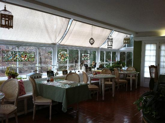 Inn on Crescent Lake: Solarium