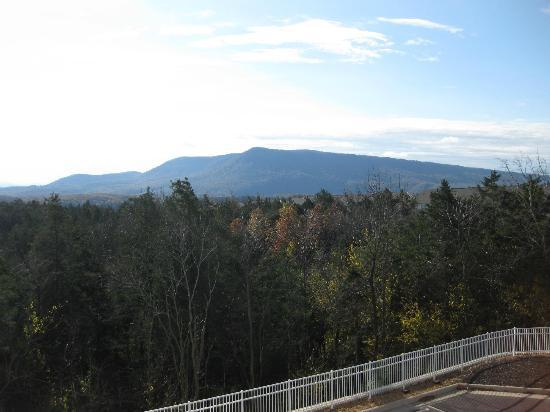 Fairfield Inn & Suites Strasburg Shenandoah Valley: View from the balcony