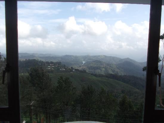 Misty Mountain Resort: View from our Room