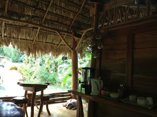 Hotel Blue Conga: Lounge