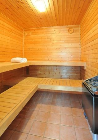 Dalblair Bed and Breakfast: Sauna @Waters Edge