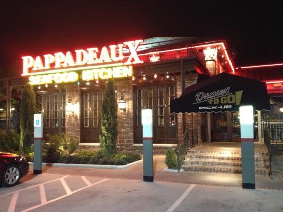 Pappadeaux Restaurant Mcallen Tx