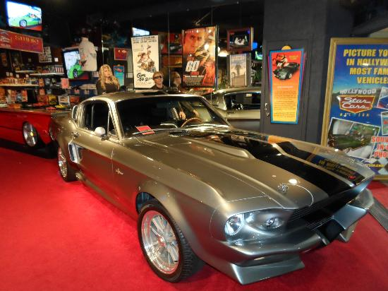 hollywood star cars museum gone in 60 seconds