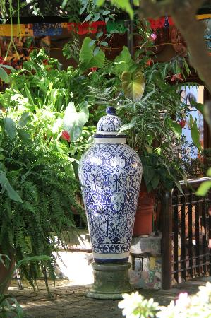 Casa de Las Flores: Mexican art in the garden