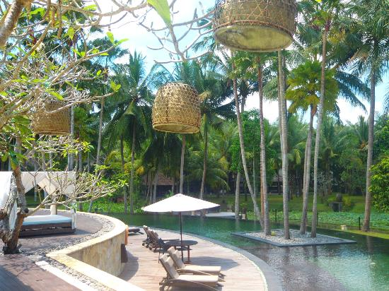 The Ubud Village Resort & Spa: Pool area