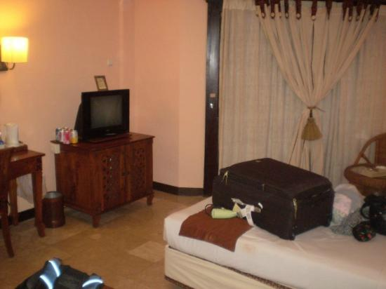 Pelangi Bali Hotel: standard room