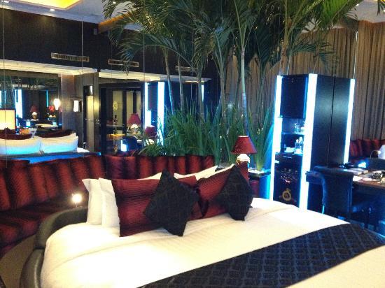 ABC Hotel: New Millenium Penthouse Suite